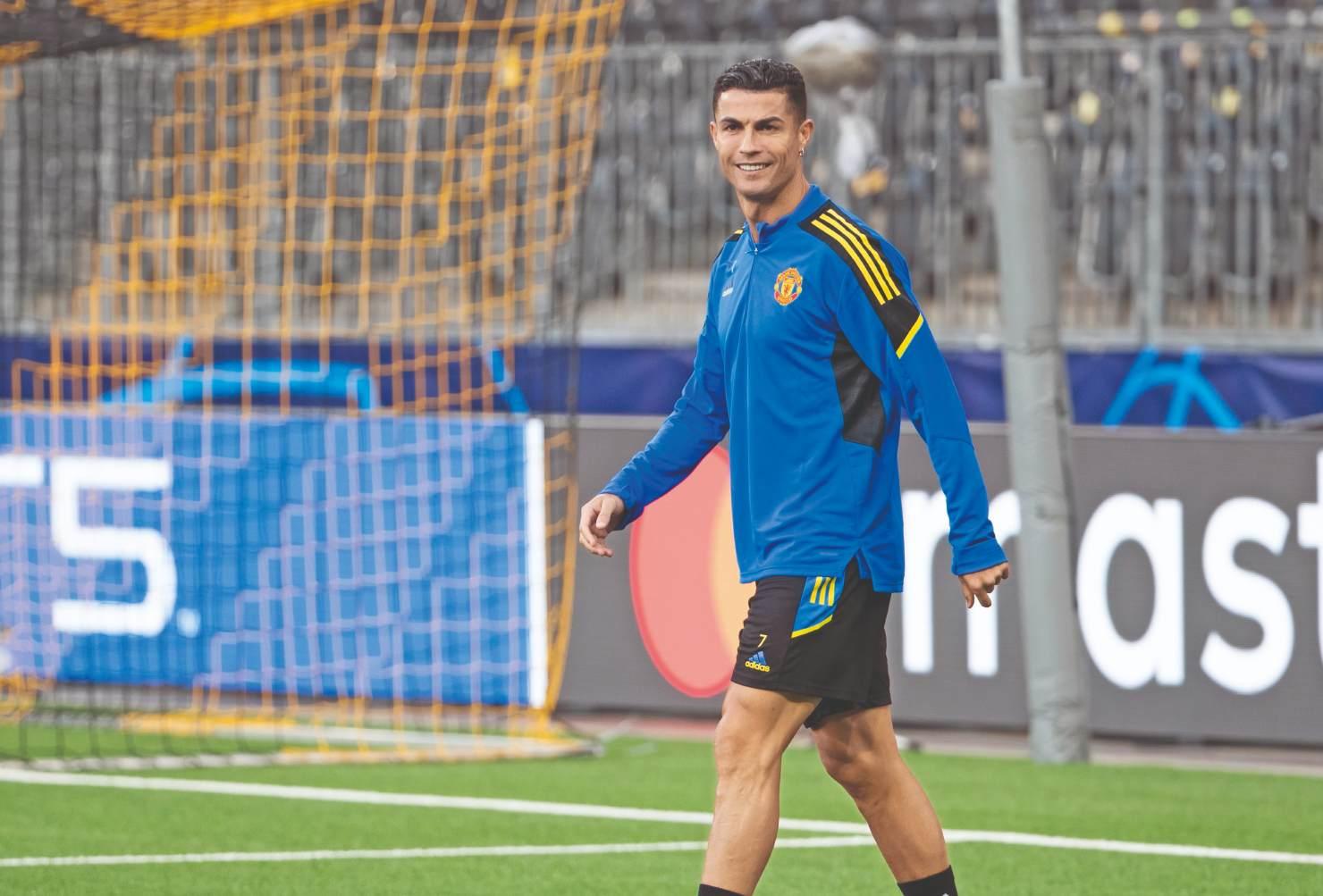 Arranca la Liga de Campeones y Cristiano Ronaldo busca seguir acumulando goles