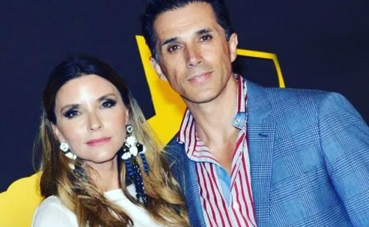 Issabela Camil revela detalles del estado de salud de su esposo, Sergio Mayer