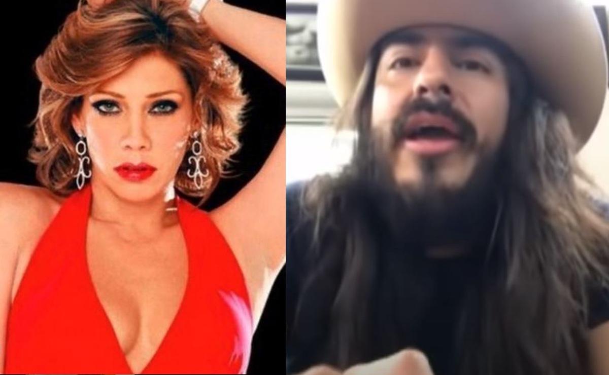 Rey Grupero reacciona al nuevo romance de Cynthia Klitbo y le manda este mensaje a su ex