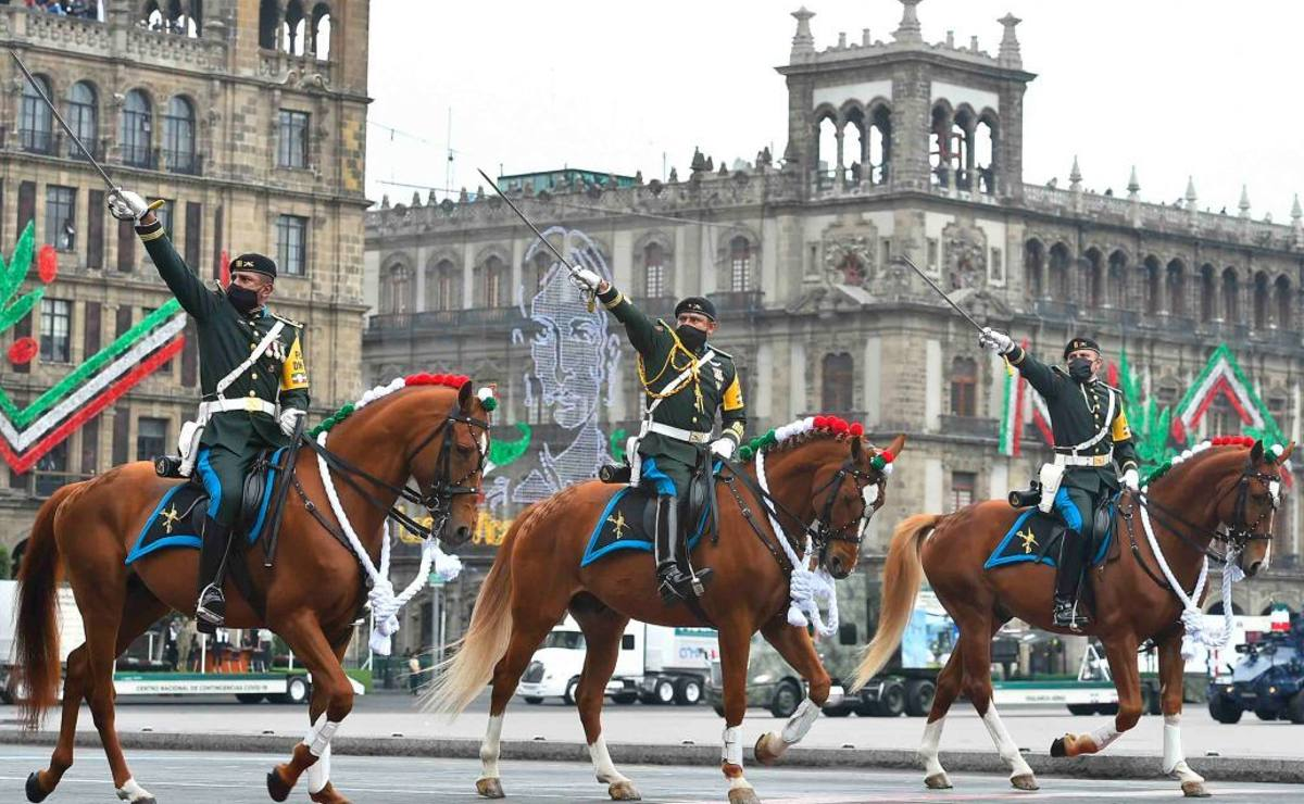 Grito y Desfile Militar, horarios de celebraciones en CDMX este Día de la Independencia