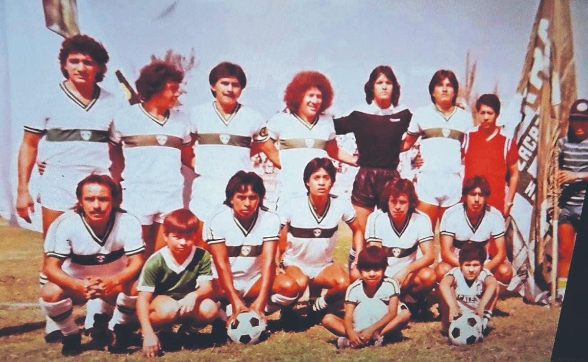 Eligio Urieta nos cuenta sus memorias con el equipo morelense Cañeros del Zacatepec