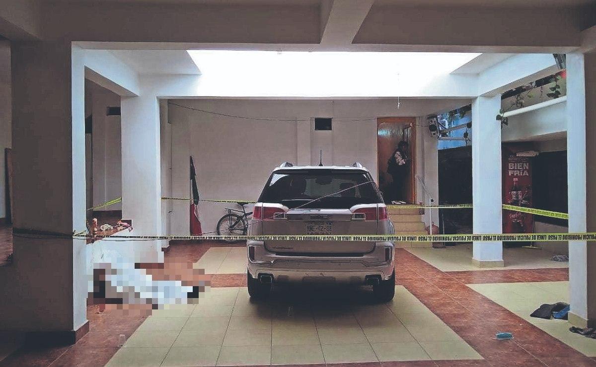 Hallan cadáver de hombre que tenía cita para declarar en la fiscalía regional de Tultitlán