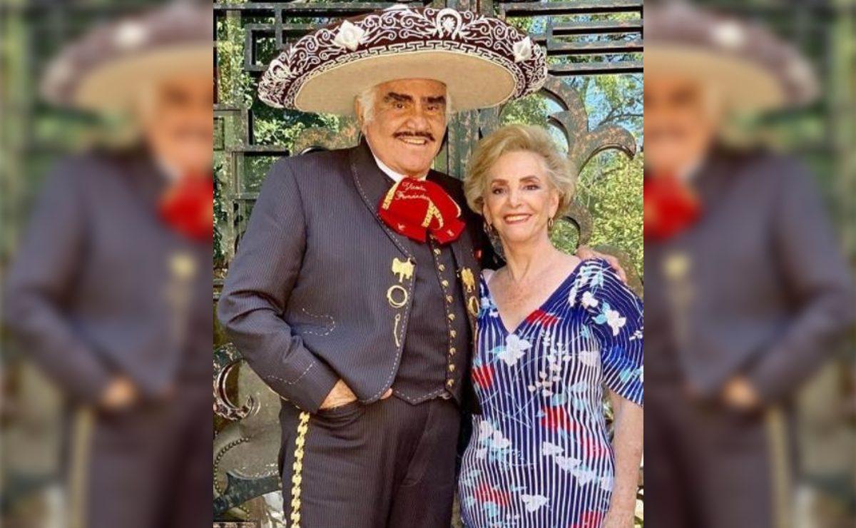 Operan de emergencia a doña Cuquita, la esposa de Vicente Fernández