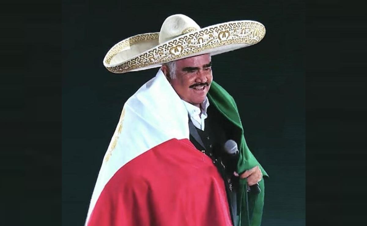 Revelan nuevos detalles sobre el estado de salud de Vicente Fernández