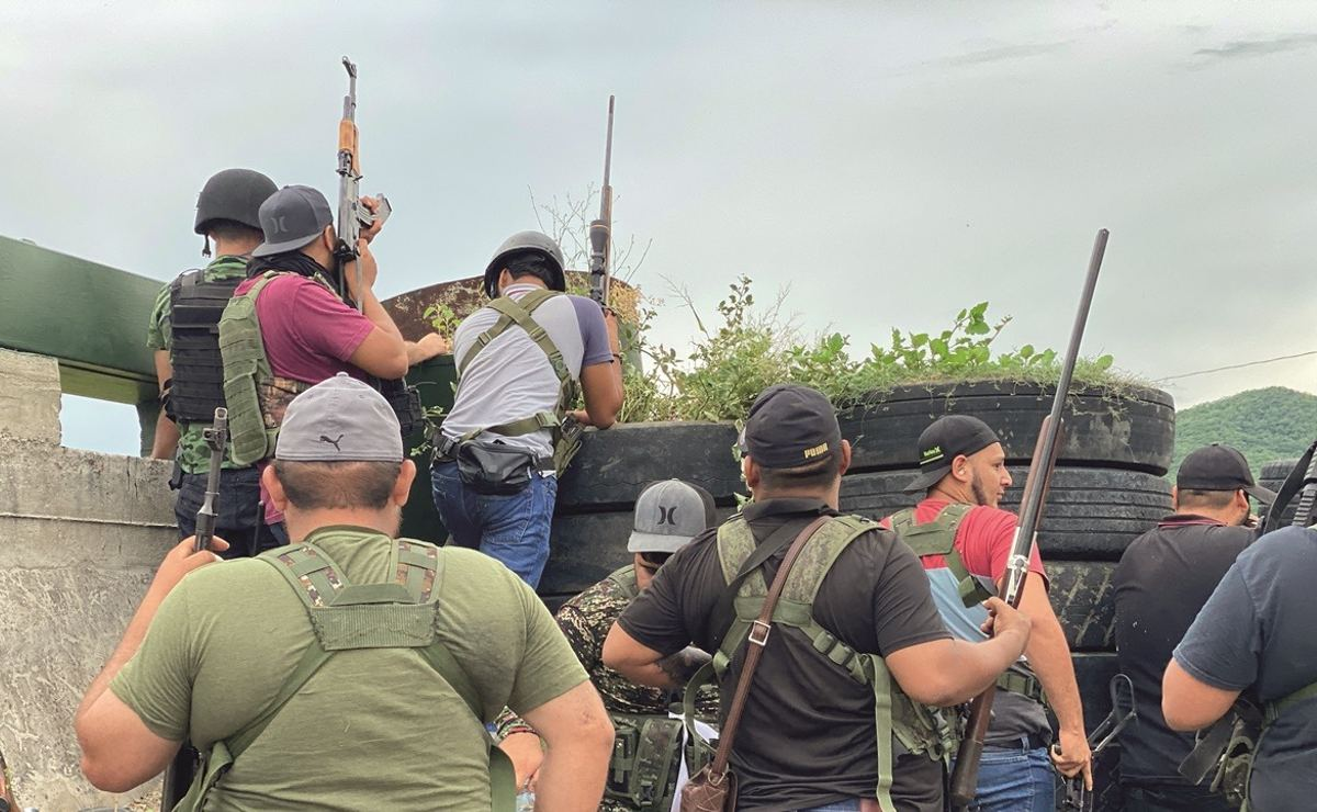 Ataque del CJNG contra pobladores de Michoacán deja cinco muertos y tres heridos