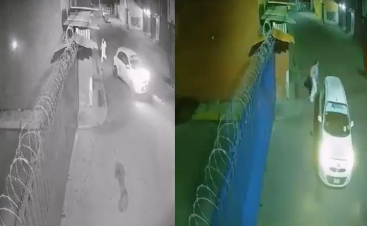 Detienen a taxista asaltante del Edomex, así fue captado su modus operandi en VIDEO