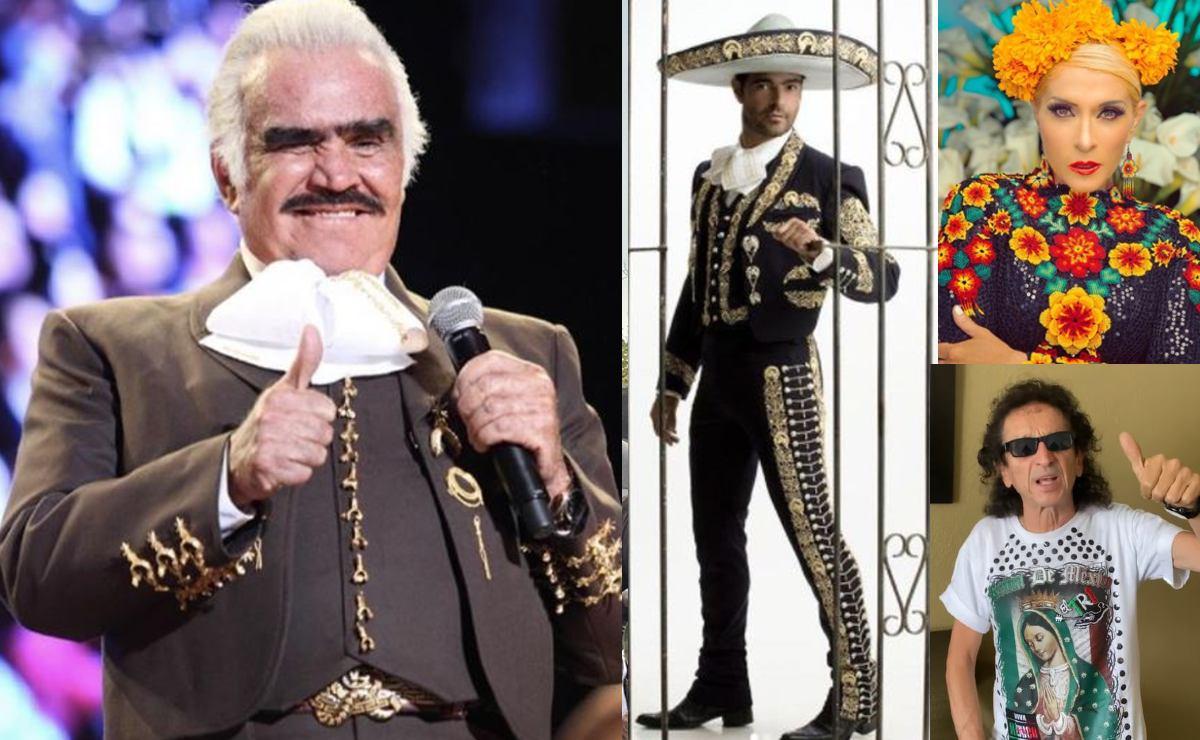 Estos son los artistas que han marcado su carrera por entonar el Himno Nacional Mexicano