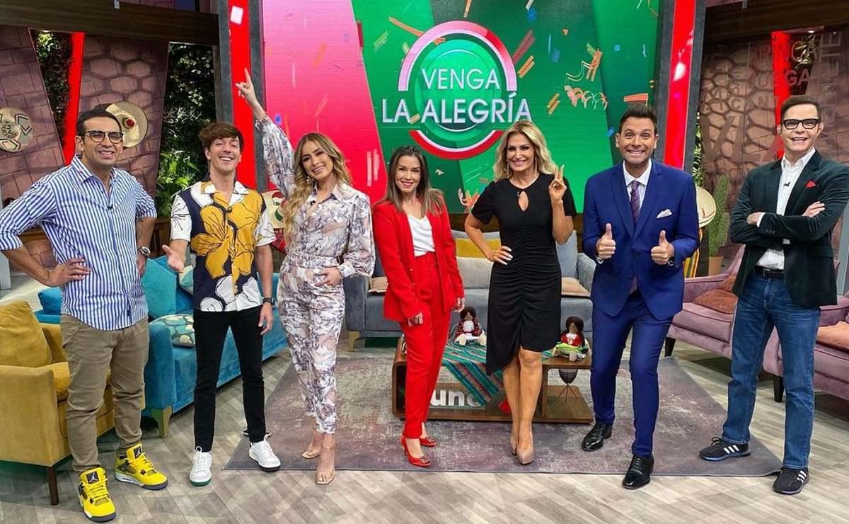 Revelan lista de nuevos conductores de Venga la Alegría, algunos eran de Televisa