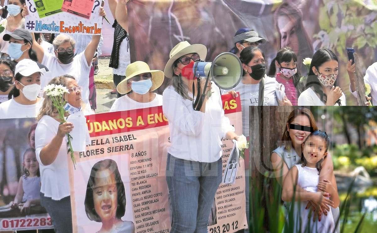 Encuentran muertas a Miss Anita y su hija de 9 años, desaparecidas en Ecatepec