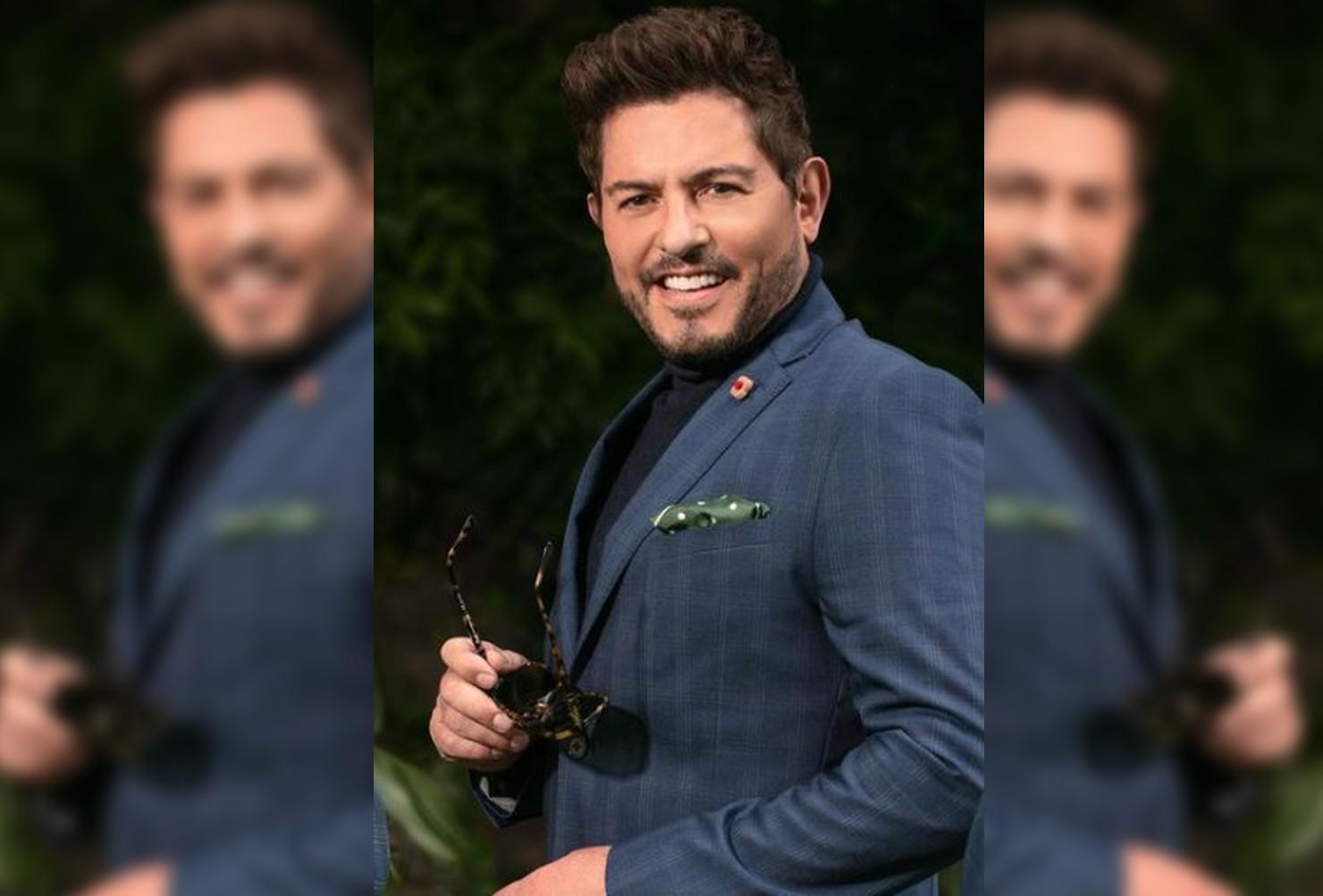 Ernesto Laguardia nos platica sobre su regreso a Televisa, anhela consolidar su carrera