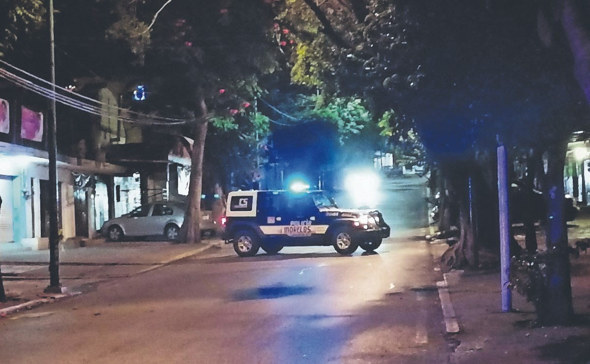 Por riña vehicular, sujetos armados hieren a estudiante universitario de Morelos