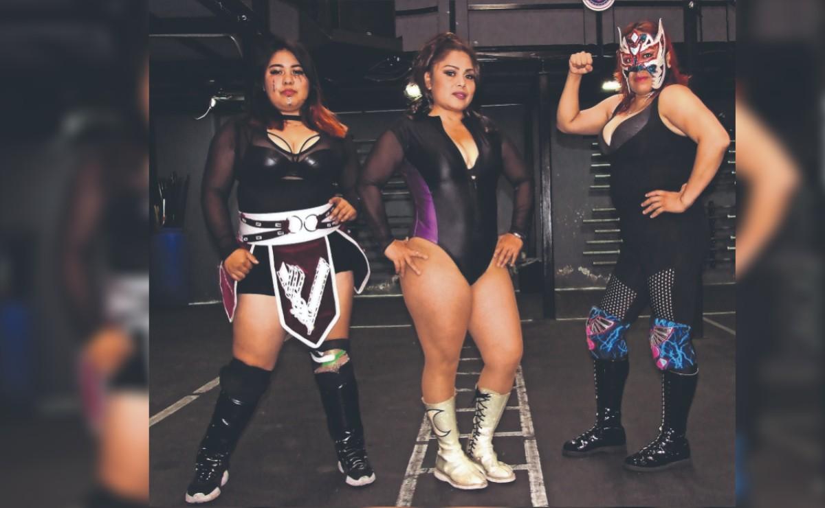 Luna Mágica regresa para comandar a las nuevas luchadoras en el Welcome to mi barrio