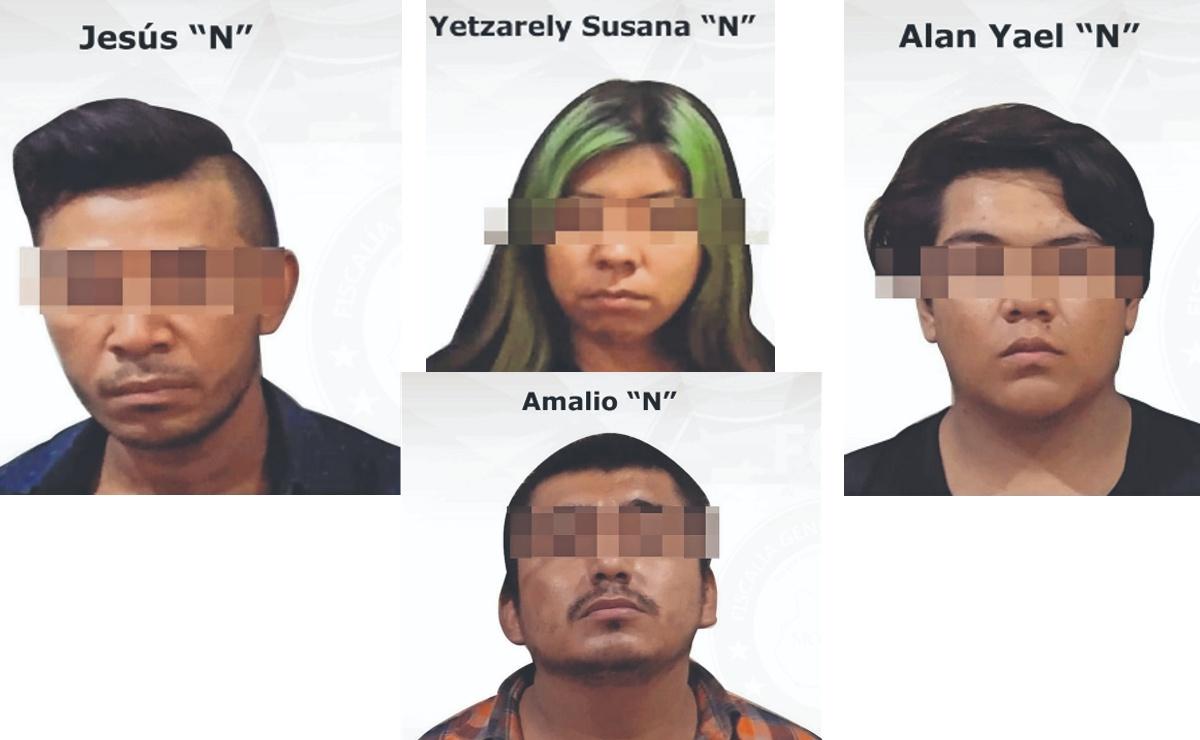 Atoran en Guerrero a 4 asaltantes que le cortaron el cuello a un abuelito, en Morelos