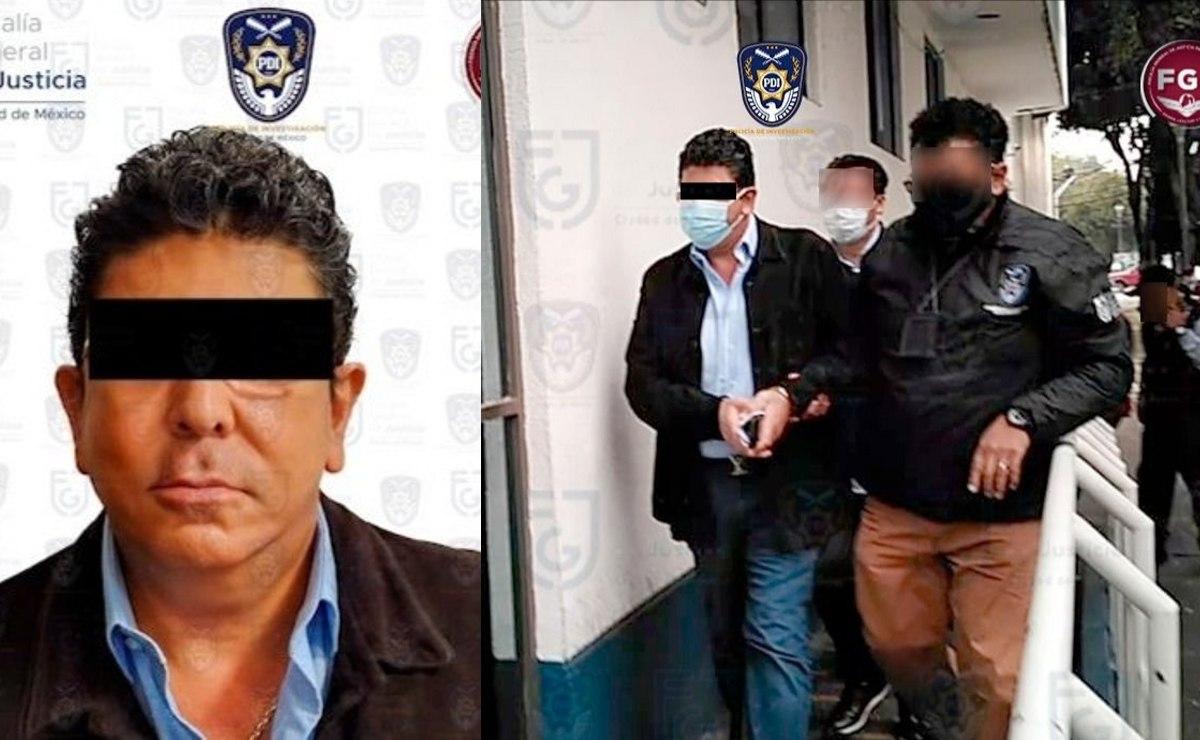 Detienen por presunto fraude a Fidel Kuri, exdueño de Tiburones Rojos de Veracruz