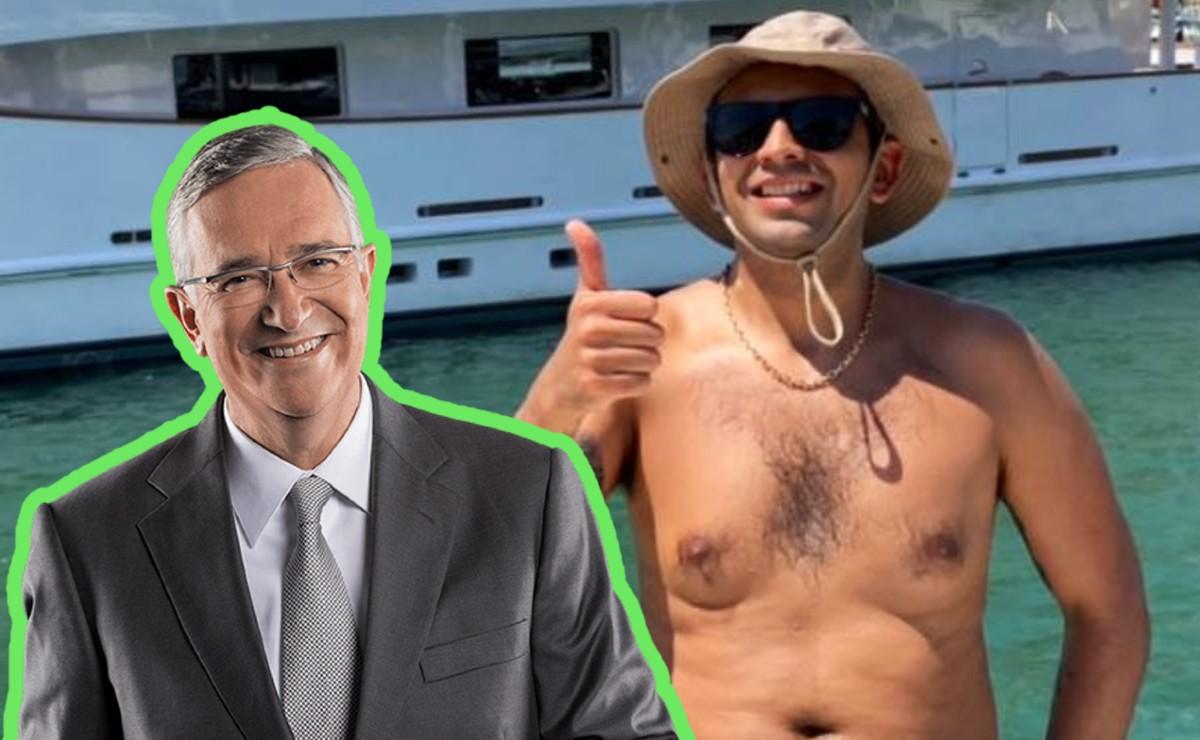 Tachan de arrastrado al Capi Pérez por tuit para Ricardo Salinas Pliego