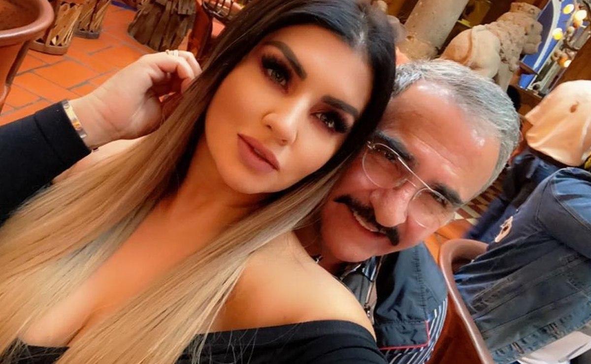 Vicente Fernández Jr confirma boda con Mariana González, aunque le digan que es su nieta