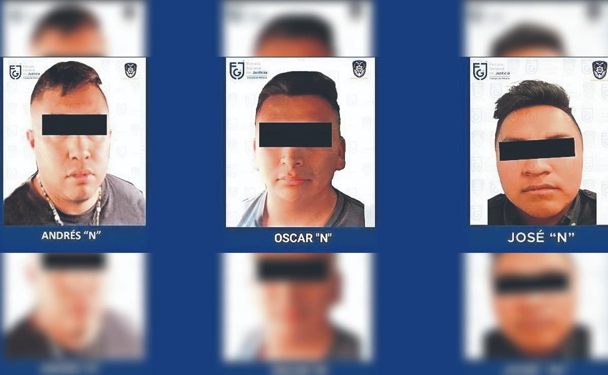 Atoran a tres policías de la CDMX por secuestro y muerte de un hombre
