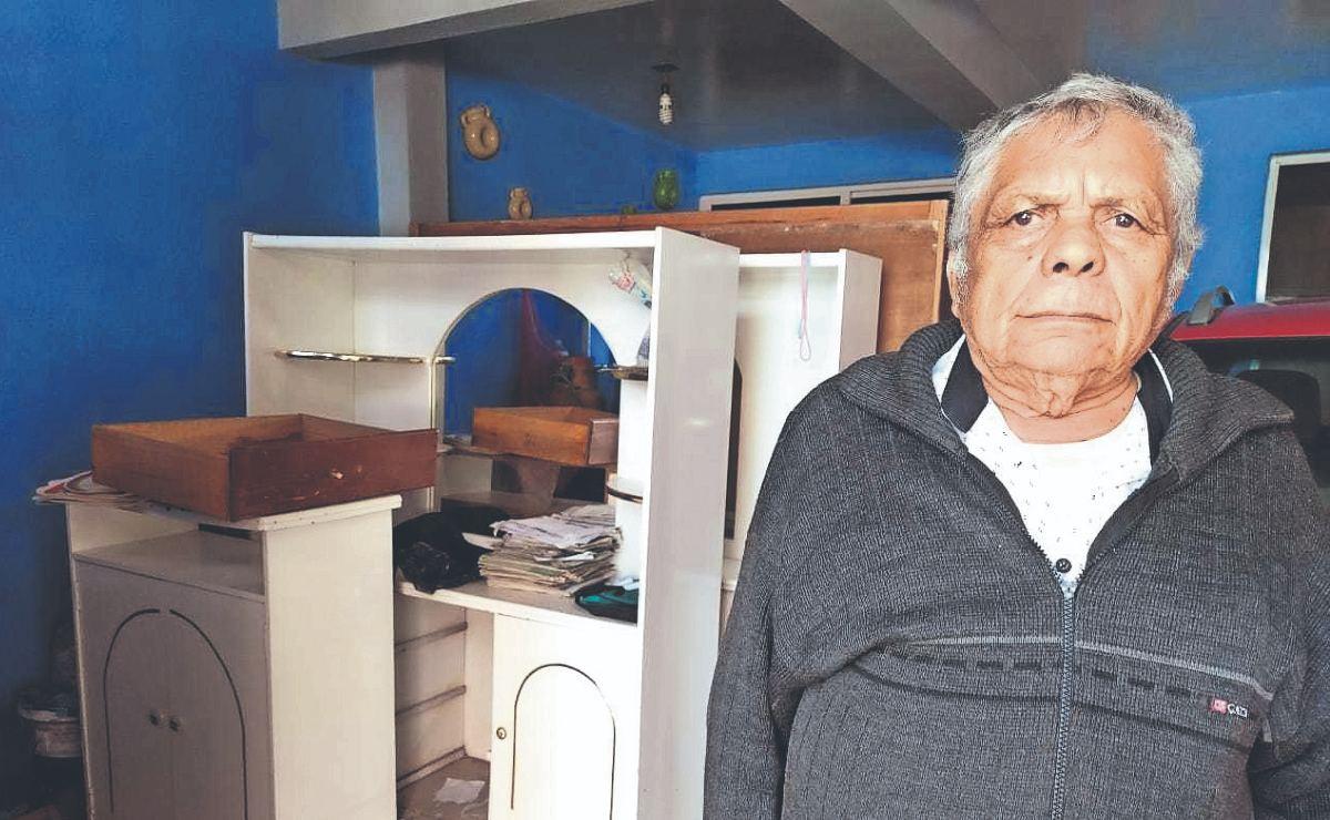 Damnificados por las inundaciones en Edomex se quedan sin apoyos del Gobierno