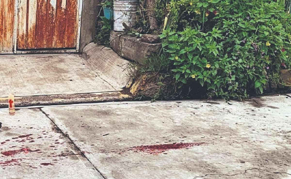Sicarios ejecutan a un hombre de un balazo en la piocha, en Ecatepec