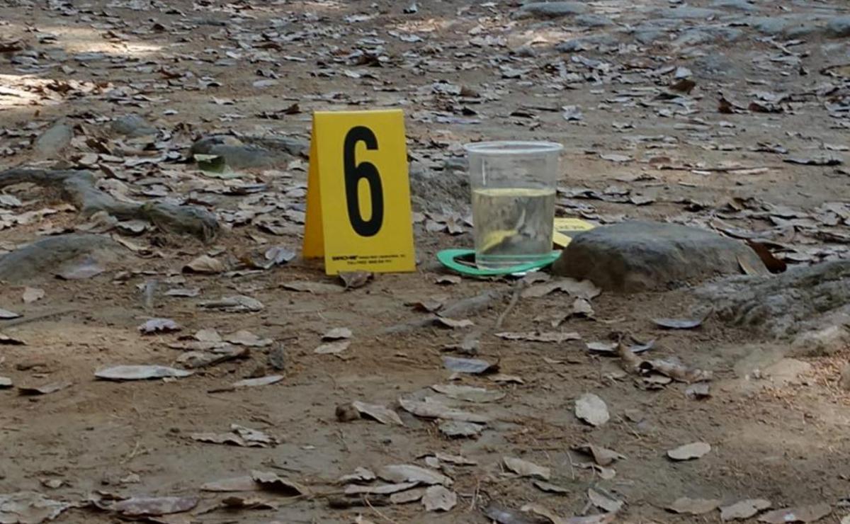 Hallan los restos de tres hombres torturados y descuartizados dentro de bolsas, en Morelos
