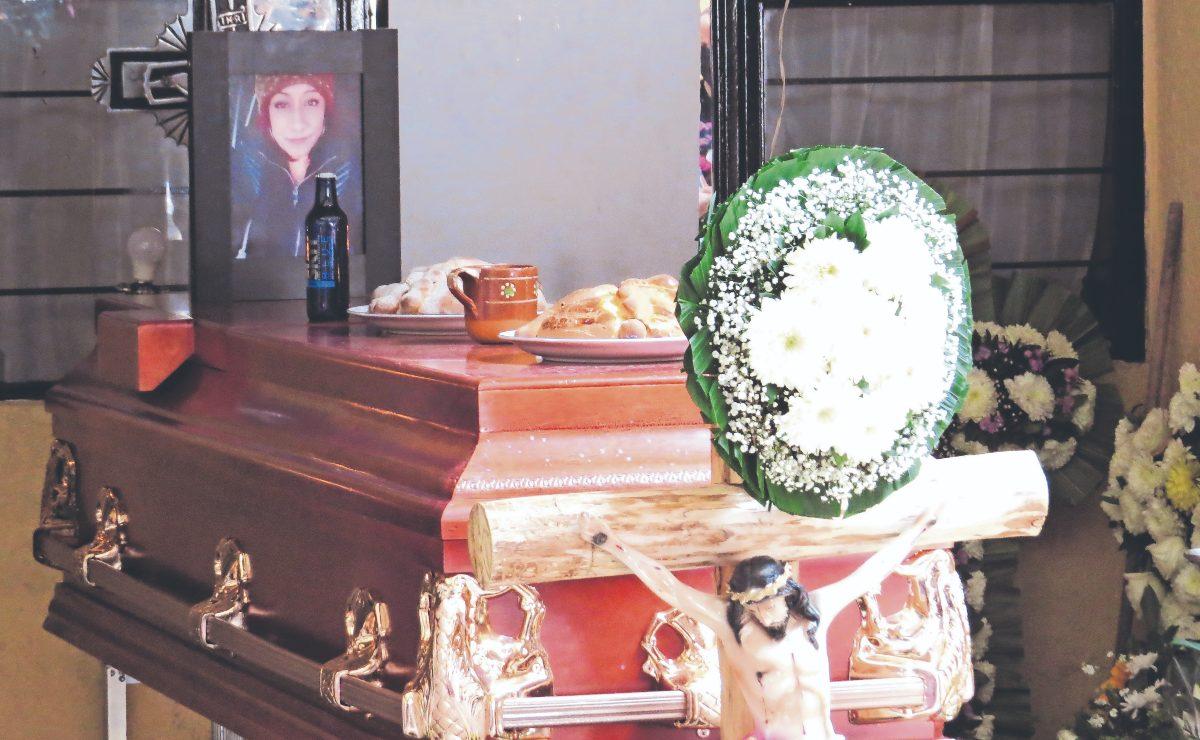 Guadalupe, víctima de feminicidio en Edomex era chofer de combi para mantener a sus hijos