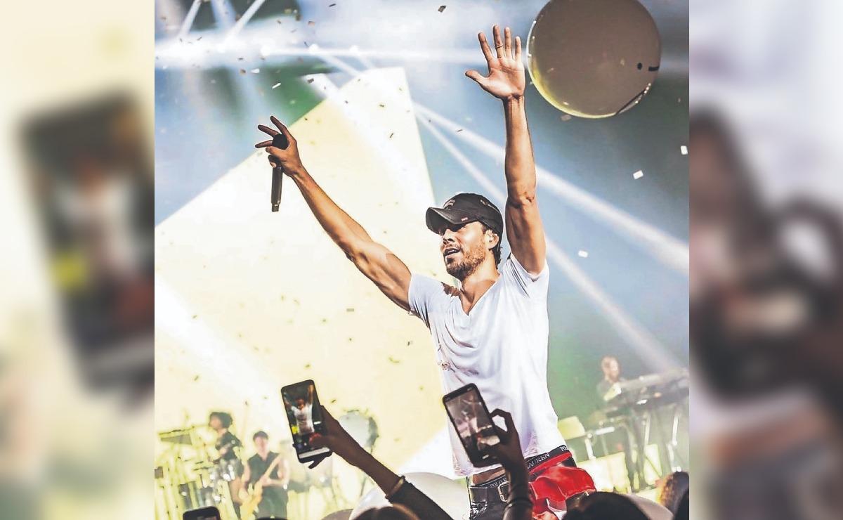 """Enrique Iglesias ya no grabará más discos y se despide con """"Final Vol 1 y Vol 2"""""""