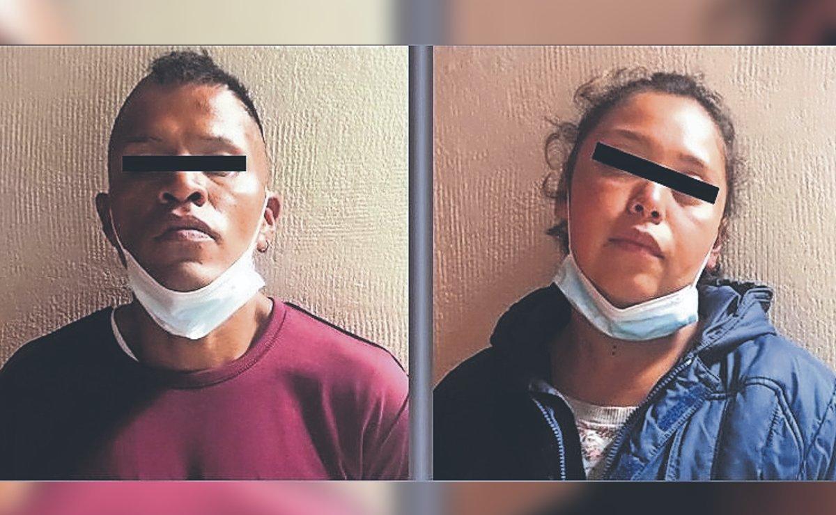 Atoran a pareja que quemó con solvente y navajeó a dos hermanos en Ecatepec