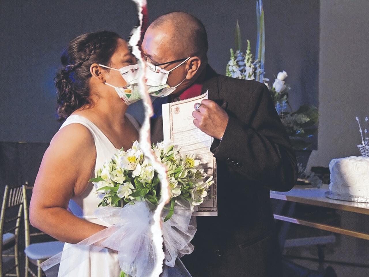 Matrimonios y divorcios en México disminuyeron por el Covid-19, afirma el Inegi