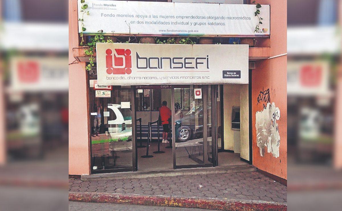 Atoran a dos empleados del Banco de Bienestar en Morelos por participar en robo millonario