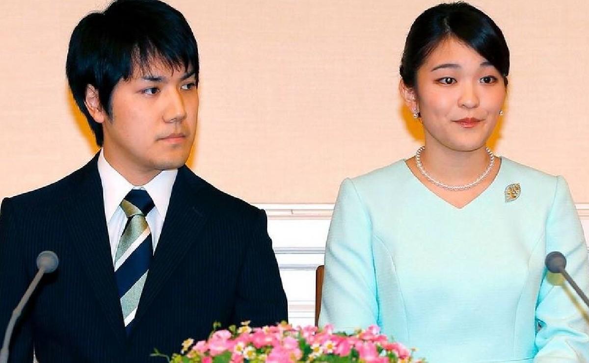 Princesa japonesa renuncia a la realeza para casarse con un plebeyo