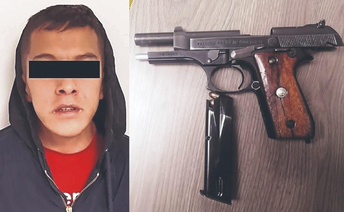 Tras persecución en CDMX, detienen a hombre que mató a su ex por la custodia de su hijo