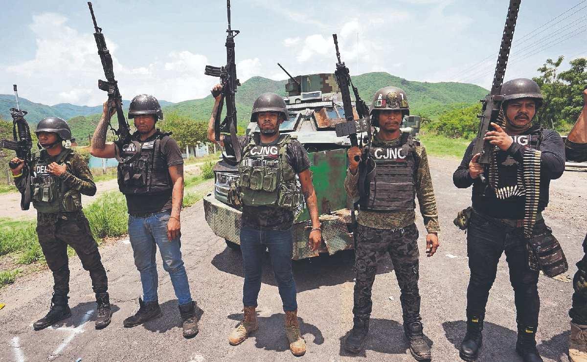 Integrantes del CJNG niegan ser responsables de emboscada a personal militar, en Jalisco