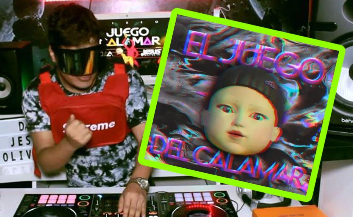 """Lanzan canciones de reggaetón de """"El Juego del Calamar"""" para perrear hasta abajo"""