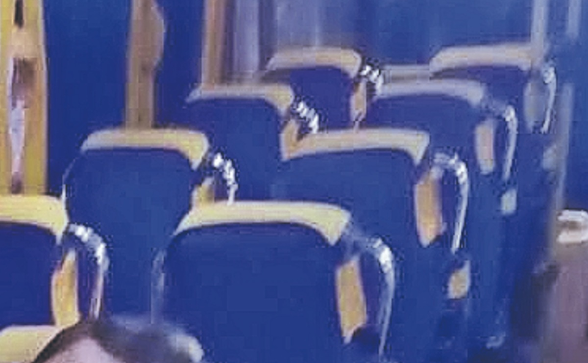 Pasajero de autobús entra en sueño eterno tras sufrir un infarto, en Ecatepec