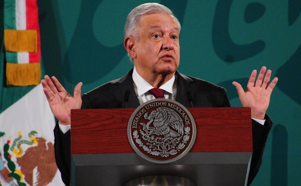 AMLO asegura que si Pío López Obrador es culpable de corrupción, debe ser castigado