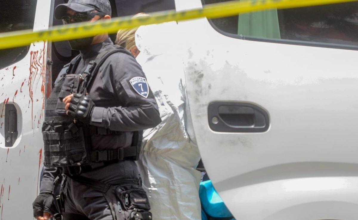 Van 15 choferes asesinados en transporte público del Edomex, videos virales ni ayudan