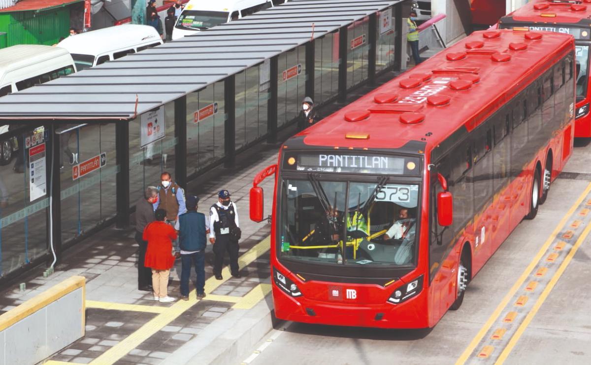 Línea 4 del Metrobús se ampliará hasta el Bordo de Xochiaca y Periférico Oriente