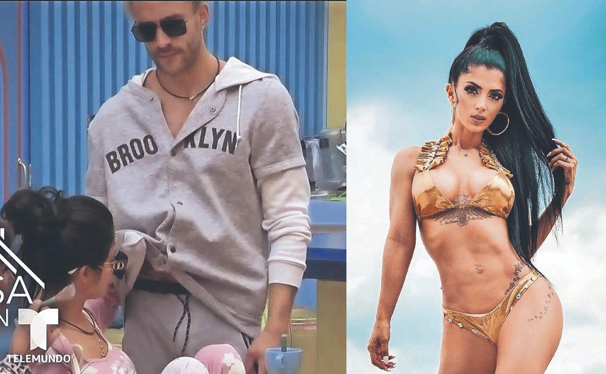 Revelan escándalo íntimo entre Kimberly Flores y Roberto Romano, a espaldas de Edwin Luna