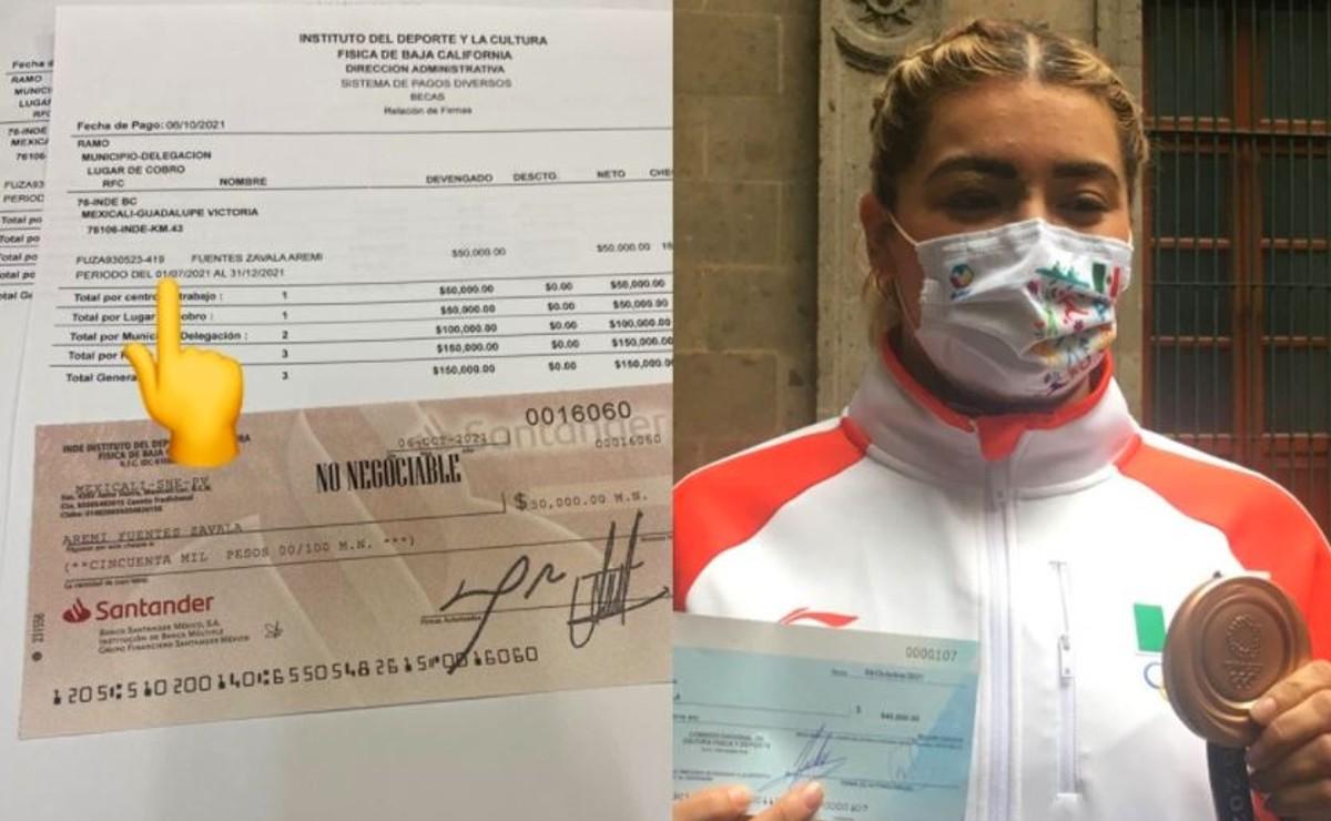 Medallista olímpica denuncia engaño, exgobierno de Baja California no le dio su premio