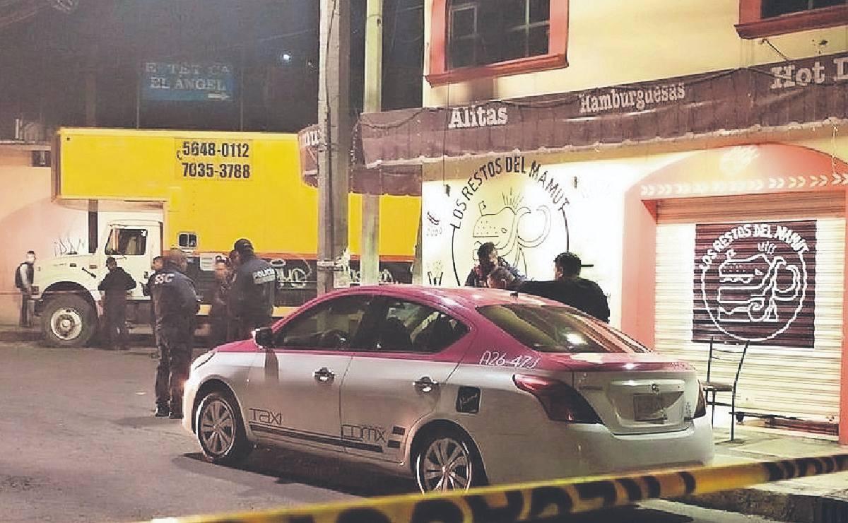 Matan de balazo en el cuello a un michoacano, en violento asalto en la Ciudad de México