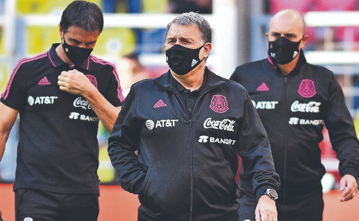 Pese al triunfo del Tri ante Honduras, Gerardo Martino acepta que está preocupado