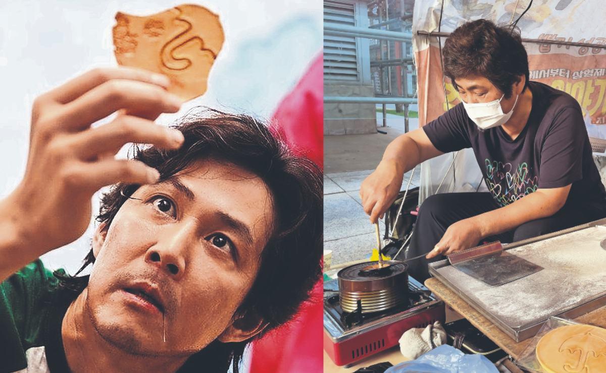 Creadores de galletas de El Juego del Calamar aumentan sus ventas gracias a la serie