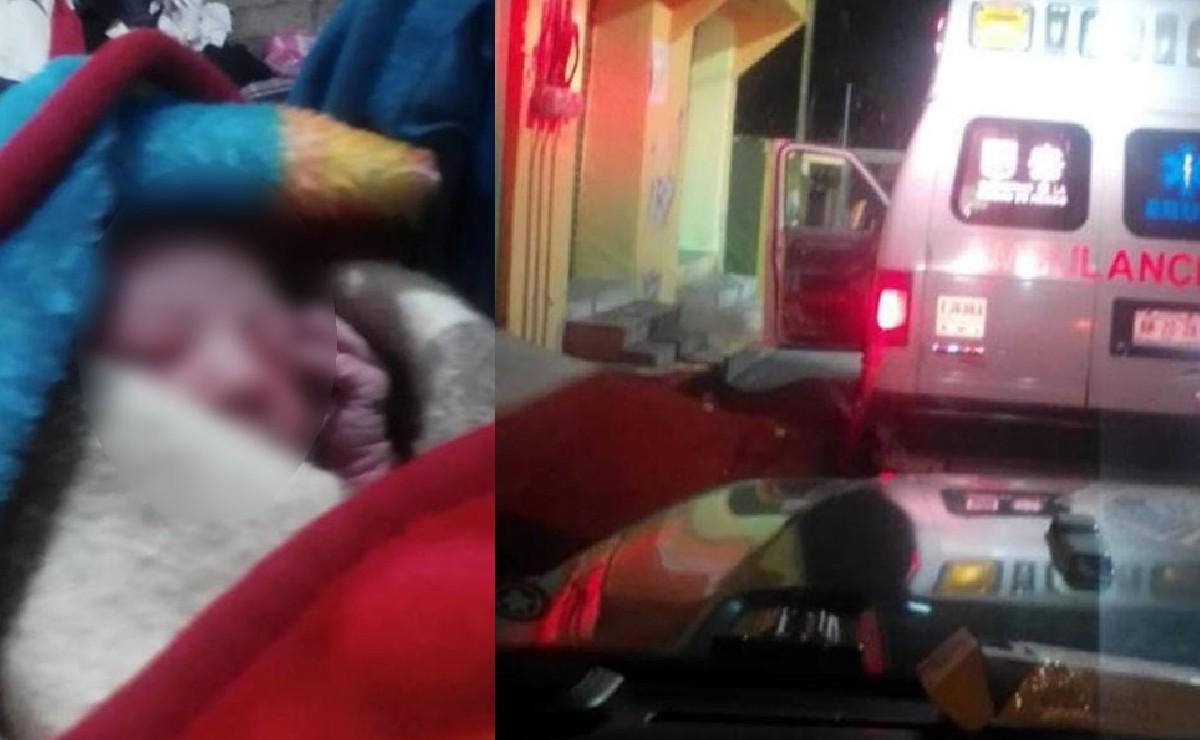Mujer entra en labor de parto y policías se transforman en enfermeros, en Iztapalapa