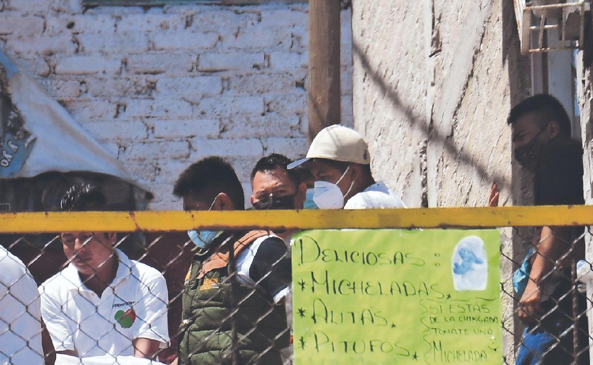 Adolescente muere al caer de un tercer piso en CDMX, cayó en el patio del vecino