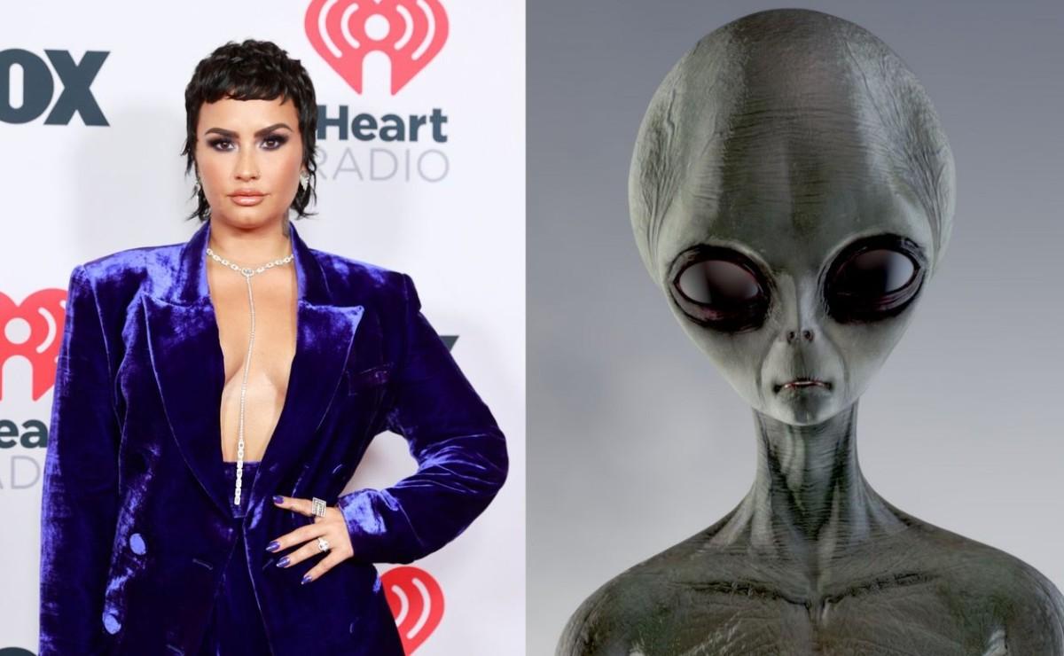 Demi Lovato afirma que llamar aliens a los extraterrestres es despectivo