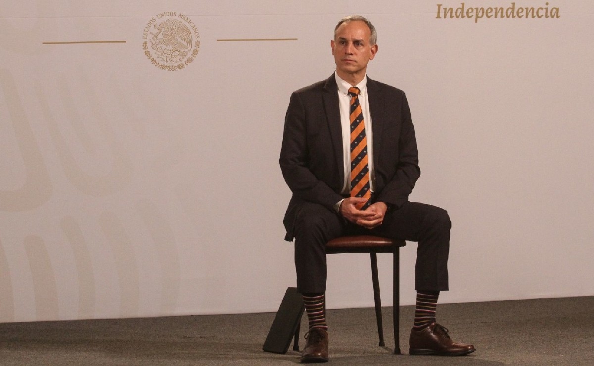 Hugo López-Gatell contesta a resolución que obliga a vacunar vs Covid a menores de 18 años