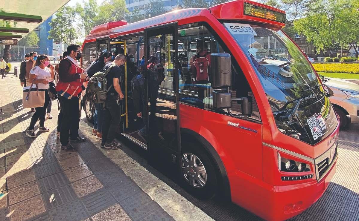 Metrobús bebé ya es una realidad en la CDMX