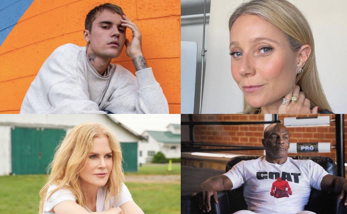 Justin Bieber, Gwyneth Paltrow y otros famosos empresarios de la marihuana