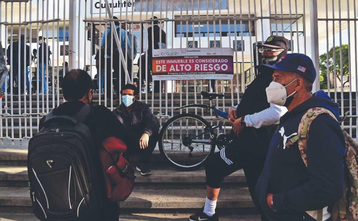 A días de haberse remodelado, nueva alcaldesa de Cuauhtémoc cierra Deportivo Guelatao