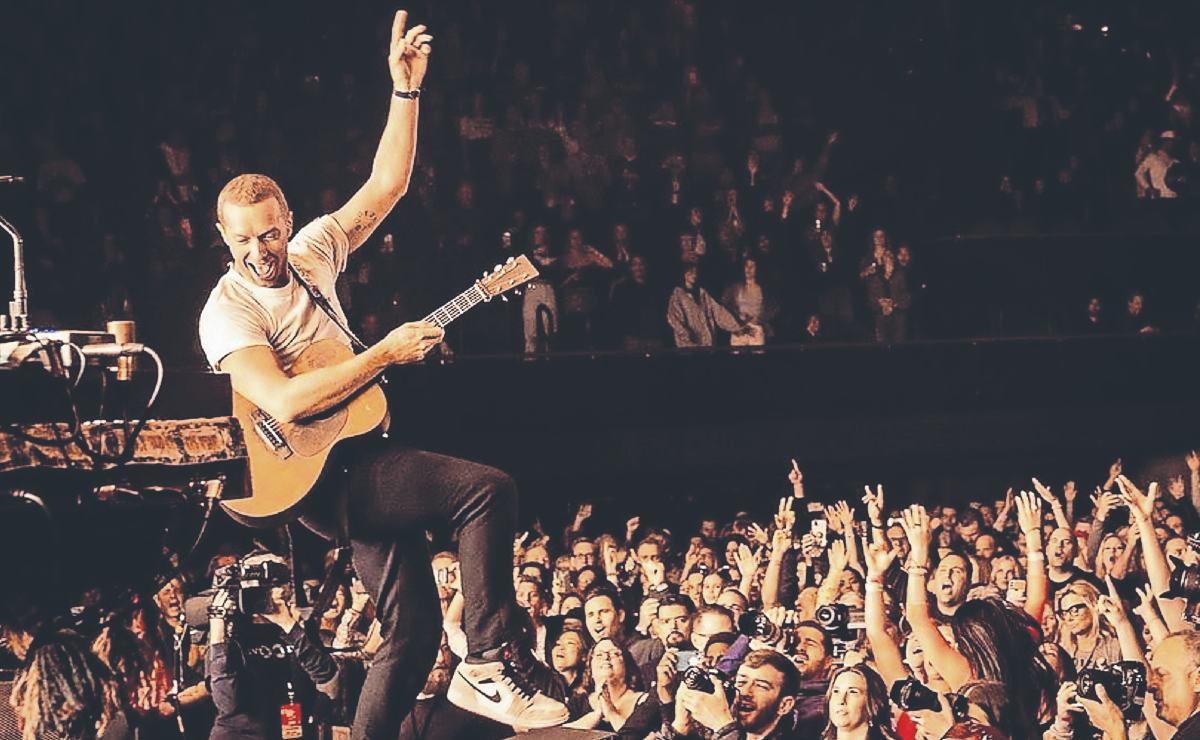 Coldplay estará en CDMX, Monterrey y Guadalajara en su gira mundial de 2022
